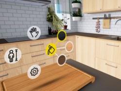 Des cuisines Ikea en réalité virtuelle