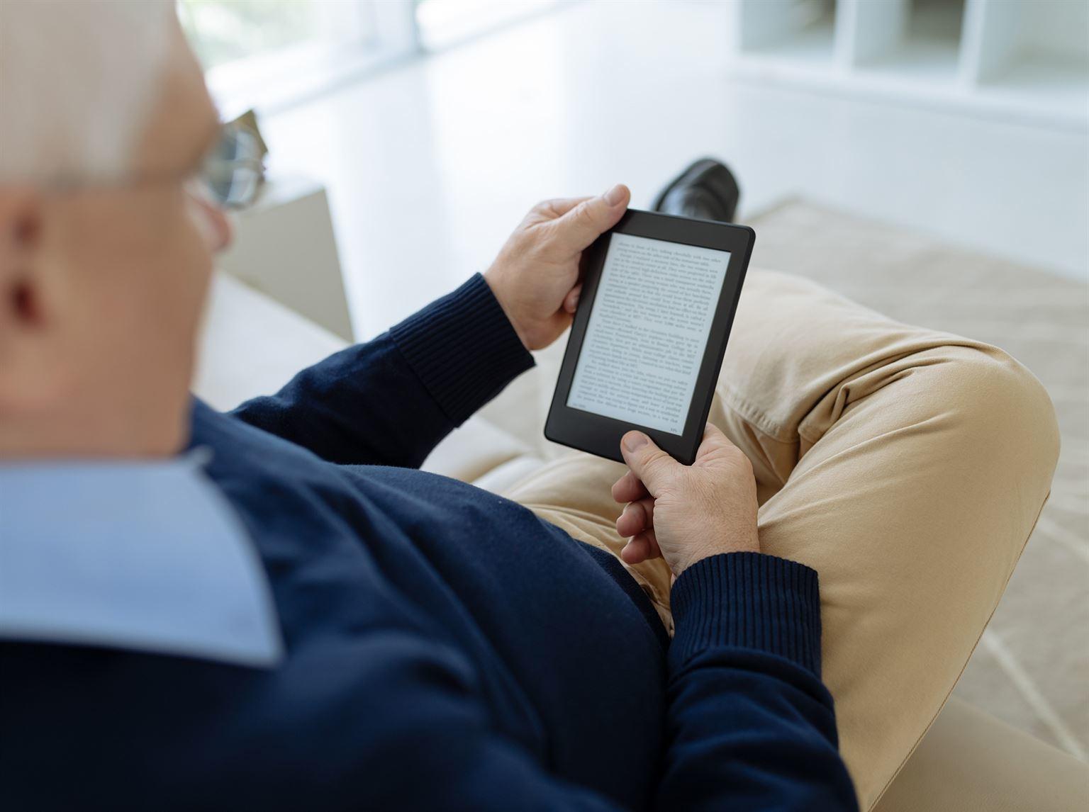 comment choisir la bonne liseuse prot gez. Black Bedroom Furniture Sets. Home Design Ideas