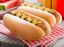 Test - Saucisses à hot-dog