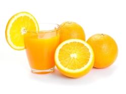 Test - Jus d'orange