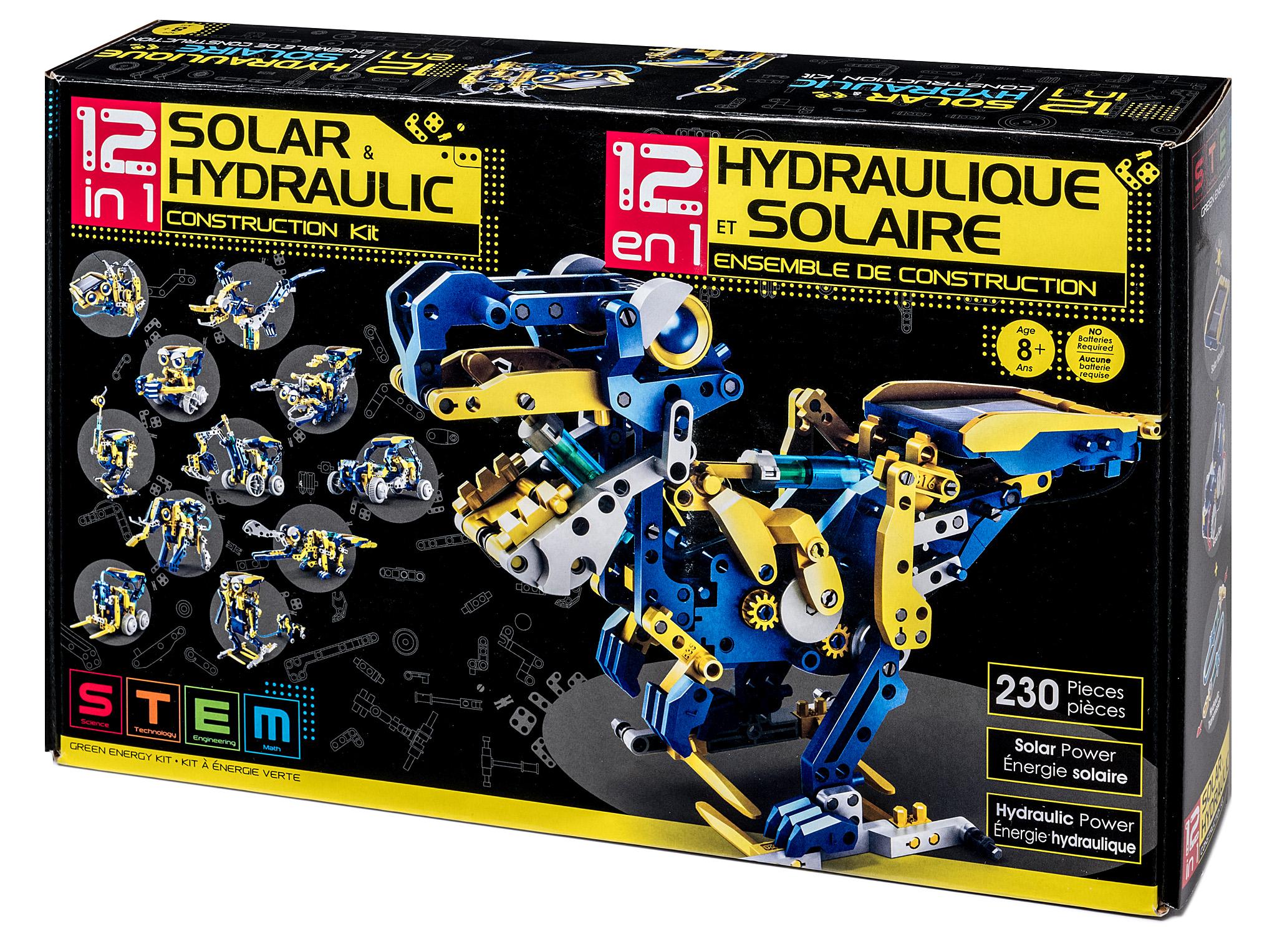 Construction Et 12 En Ensemble De Hydraulique Owi 1 Solaire n8kwN0OPX