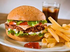 Statines burger