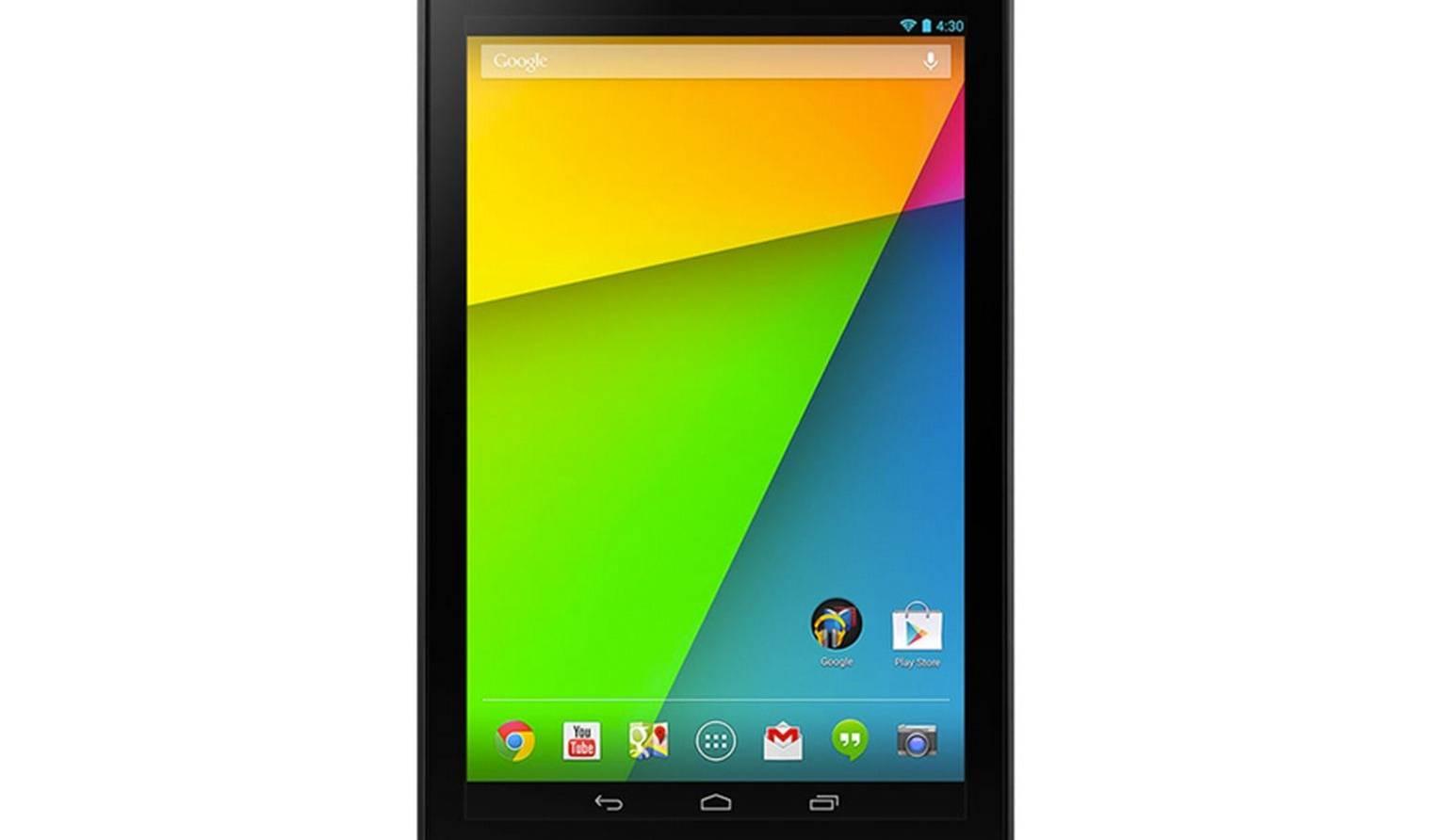 La deuxieme generation de la Nexus 7 debarque au Canada