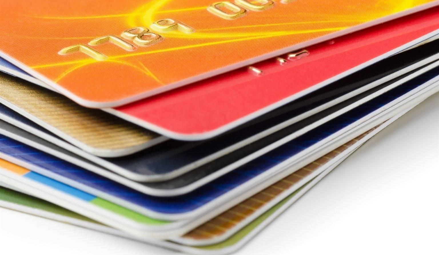 Cartes de credit des indesirables dans la boite aux lettres