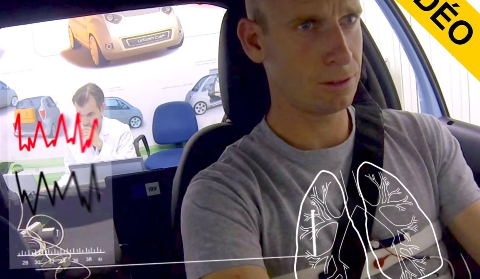 Une ceinture de sécurité pour réveiller les automobilistes qui s'endorment