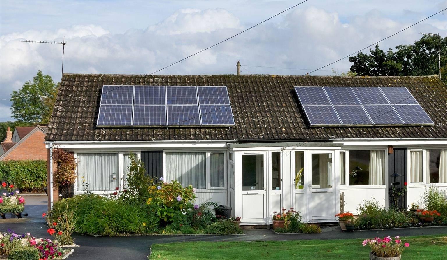 La toiture solaire photovoltaique