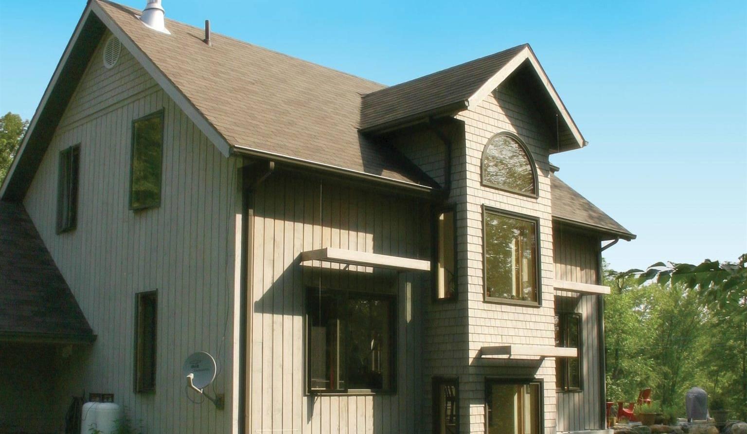 Construire une maison bioclimatique