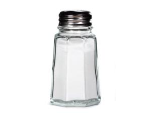 Pourquoi sucre dans sel