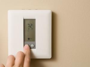 Les thermostats électroniques