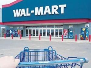 Walmart amende record
