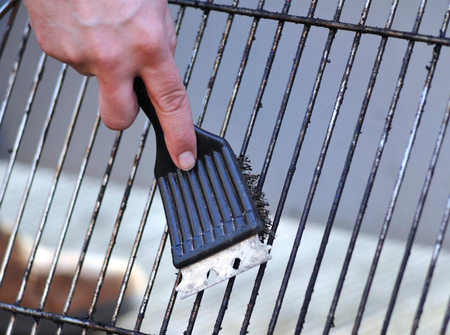 Enlever La Rouille Sur Une Grille De Barbecue barbecue: mais quel est donc ce petit goût de métal