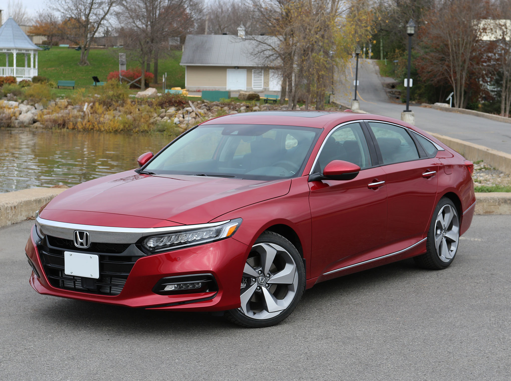 Honda accord 2018 volution r ussie prot gez for New honda accord 2018