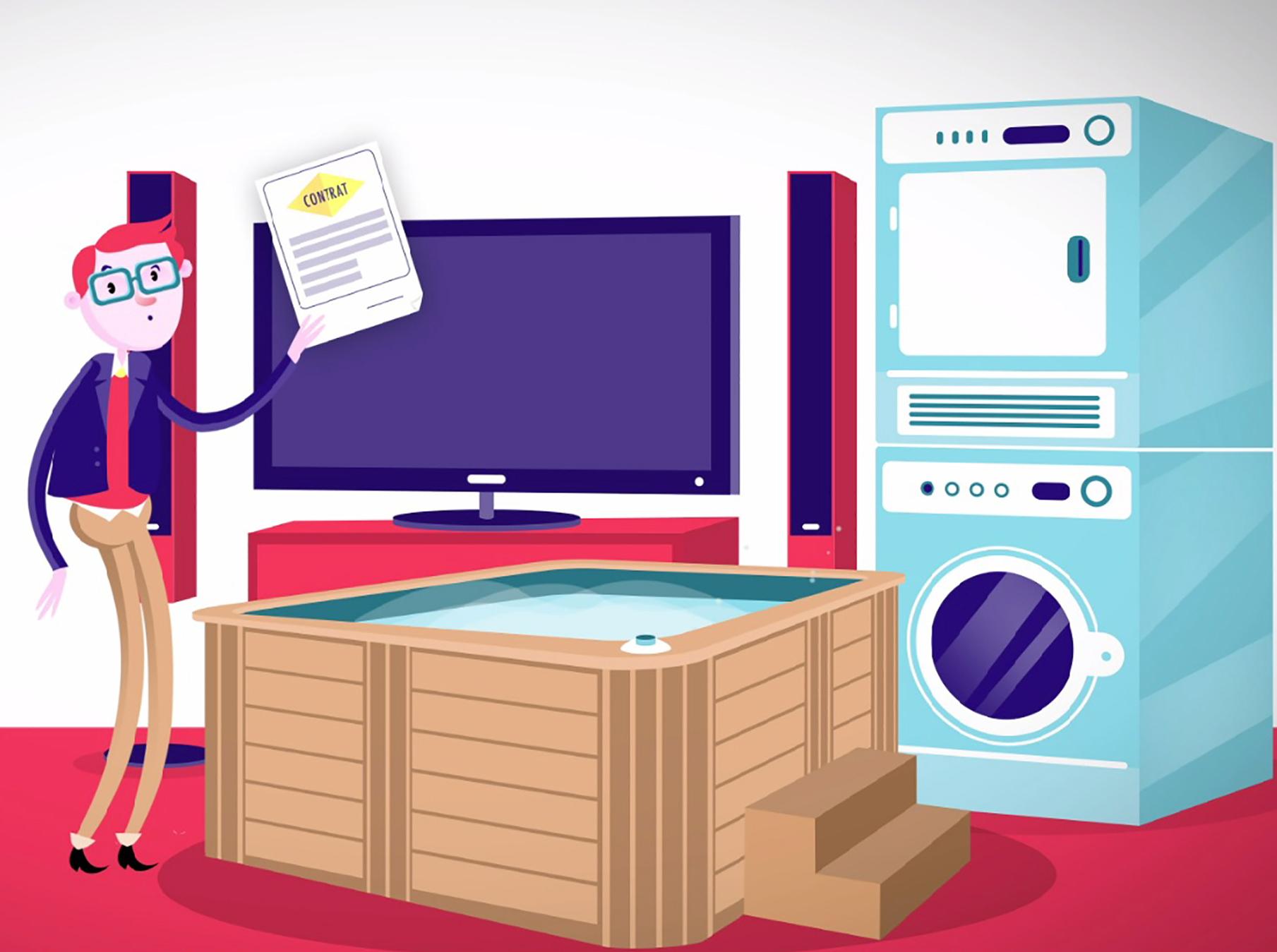 acheter des meubles cr dit c est parfois risqu prot gez. Black Bedroom Furniture Sets. Home Design Ideas
