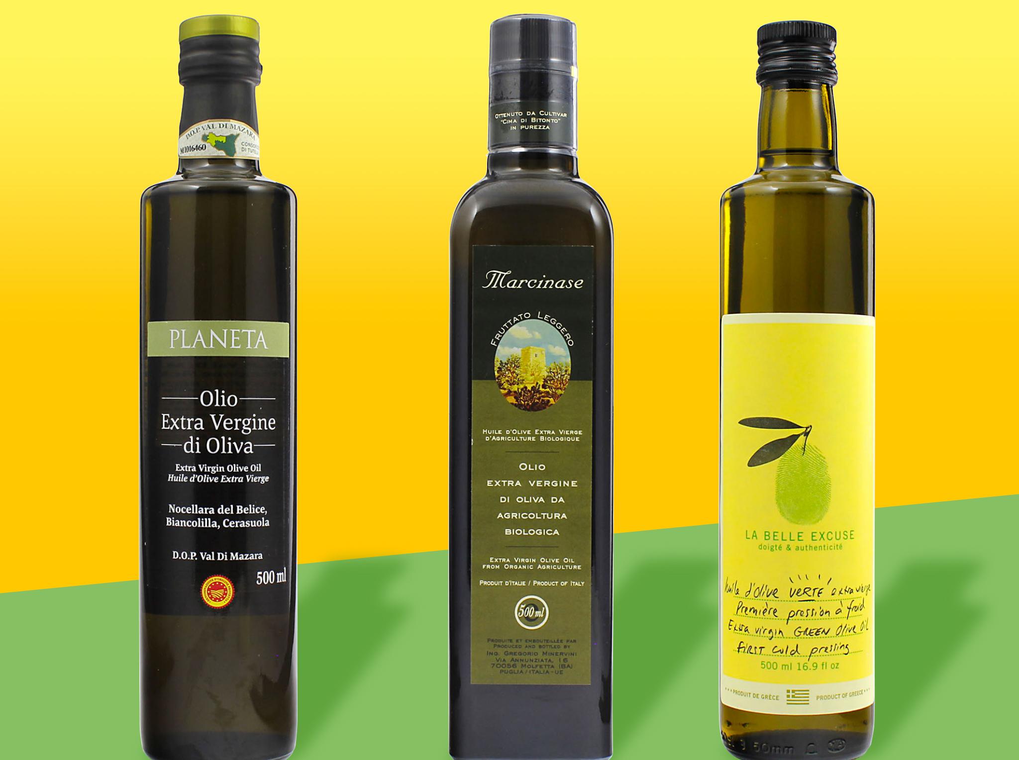 huile olive quelle marque