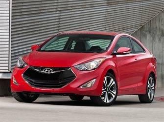 Hyundai Elantra Coupe et GT 2013 premier essai