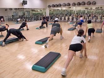 Vous allez a gym? Une centaine d'entre eux ferment leurs portes