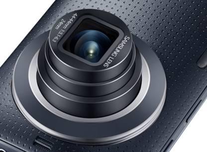 Samsung Galaxy K Zoom un telephone avec des airs d appareil photo