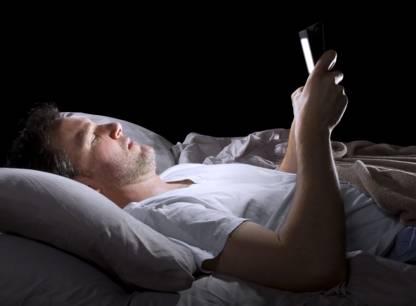 Mauvaise nuit? Votre tablette est peut-être la coupable