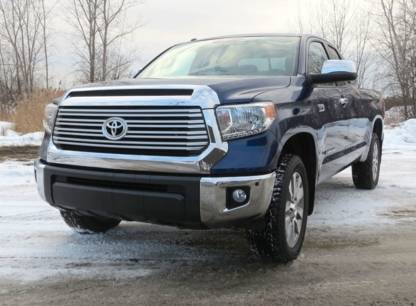 Essai - Toyota Tundra 2014