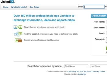 Piratage de LinkedIn changez votre mot de passe