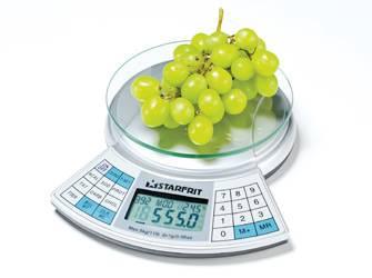 Flash test Balance nutritionnelle Starfrit