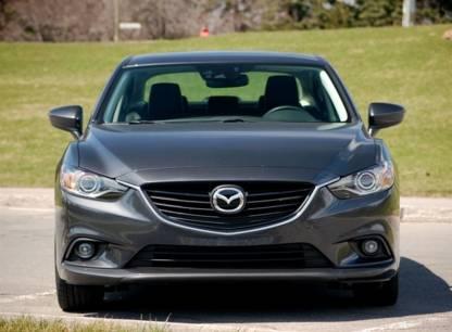 Essai - Mazda 6 2014 lintermediaire avec un accent sportif