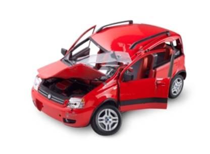 L'estimation des dommages à votre véhicule