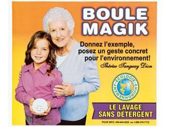 Boule Magik