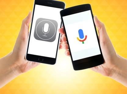 Dossier - Siri contre Google Now