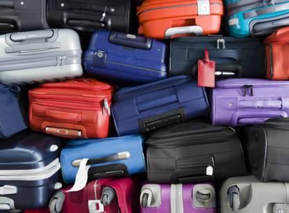 Un cadenas sur la valise