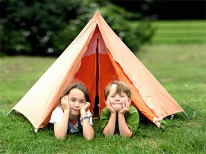 Choisir un camp d'été