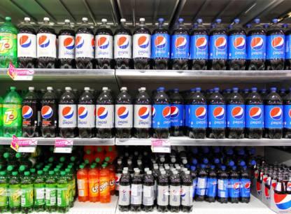 Une taxe sur les boissons gazeuses