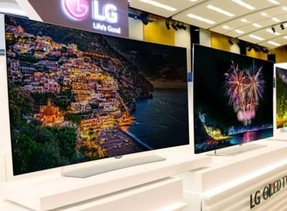 Des télés OLED Ultra HD sur le marché cet automne