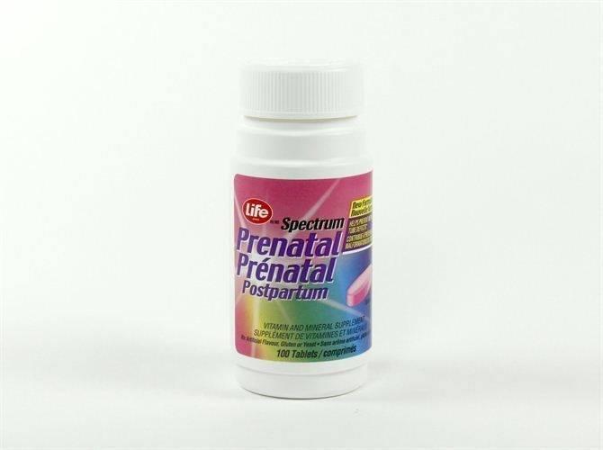 LIFE Prénatal postpartum (Pharmaprix)   Protégez-Vous.ca