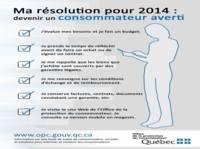 Cinq conseils consommateur averti 2014