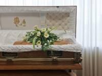 Comment se comporter au salon funeraire
