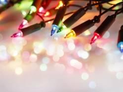 Rappel de 2 millions de lumières de Noël