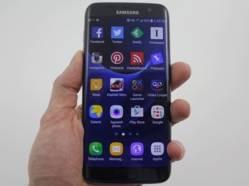Essai du téléphone Samsung Galaxy S7 Edge