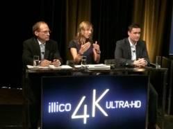 Vidéotron se lance dans l'ultra HD