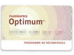 Carte Optimum: demande de recours collectif contre Pharmaprix