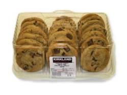 Rappel biscuits Costco