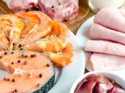 Les viandes poissons et fruits de mer oeufs et substituts