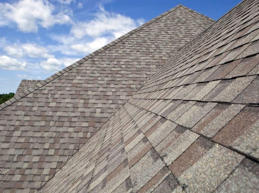 La toiture et les revetements exterieurs