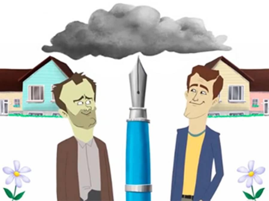 Les problemes darbres de clotures et de fenetres entre voisins