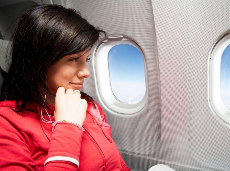 Les 4 principaux risques pour la santé en avion   Protégez-Vous.ca