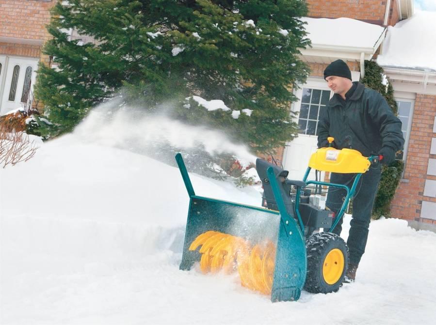 Guide d'achat de souffleuses à neige