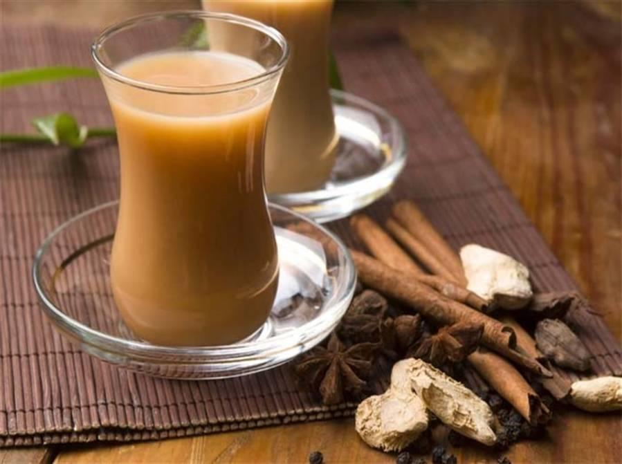 Recette - the chai