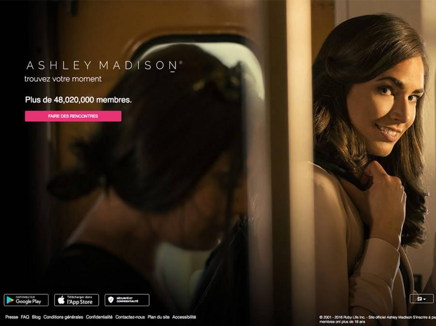 site de rencontre Ashley Madison faire de l'argent datant
