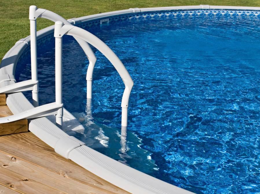 Cas v cu mauvaise installation de la toile de piscine for Piscine hors terre design