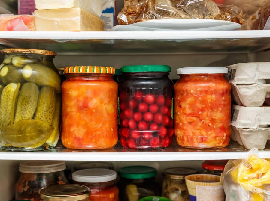 conservation des aliments: température ambiante, frigo ou congélo
